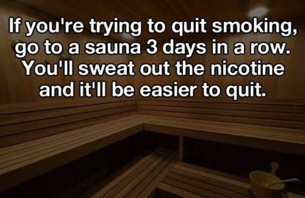 Quick smoking quicker