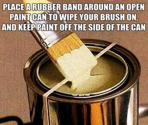 Dripping Pain life hack