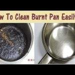 Burnt Saucepan Life Hack