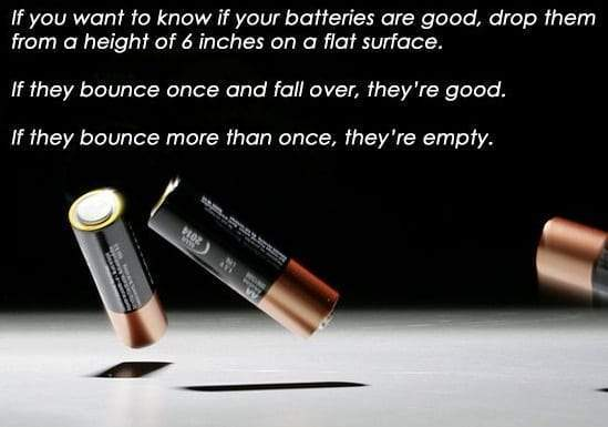 Batteries Life Hack