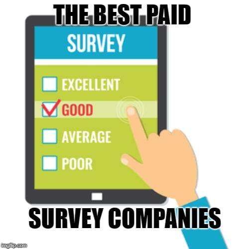 Paid Survey Companies