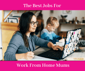work from home mums