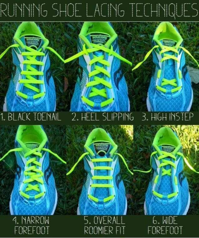 Running Shoes Life Hack