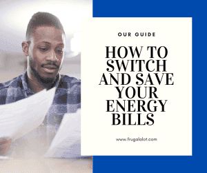 How to Switch Your Energy Bills