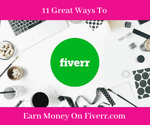 earn money on fiverr