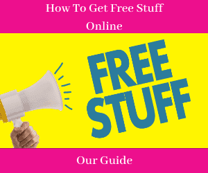 How to get free stuff online
