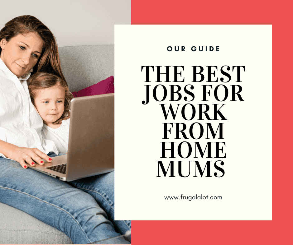 20 Best Jobs for Work from Home Mums