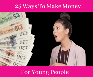 ways to make money for young people