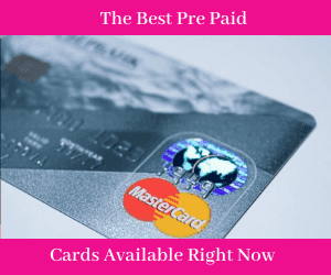 The best pre paid cards