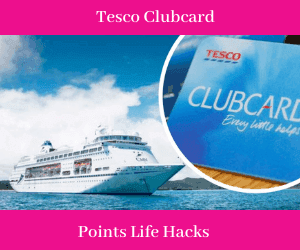 Tesco Clubcard Points Hacks