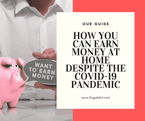 How You Can Earn Money at Home Despite the COVID-19 Pandemic